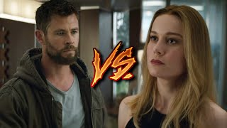 Nonton Is Captain Marvel Really Stronger Than Thor And Hulk Explained In Hindi BlueIceBear Film Subtitle Indonesia Streaming Movie Download