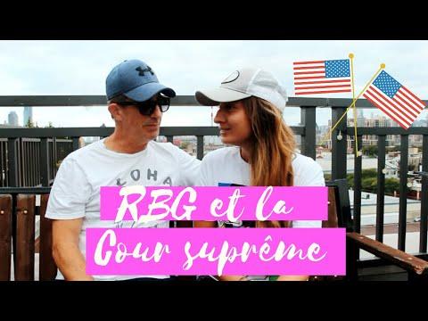 LA COUR SUPRÊME AUX USA // ON VOUS EXPLIQUE ! #vivreauxUSA видео