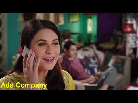Pakistani Beautiful Husband And Wife Loving And Funny Ads Commercial Compilation 2018