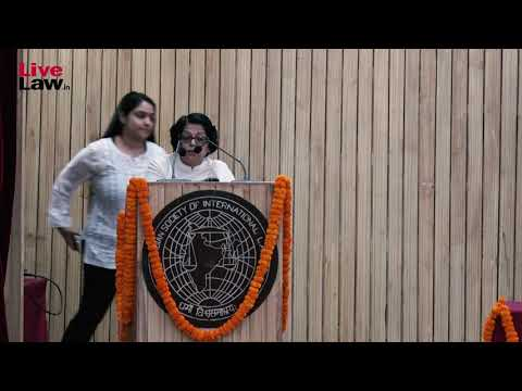 ''An Overview Of The Arbitration Landscape In India?' Lecture By Justice Indu Malhotra