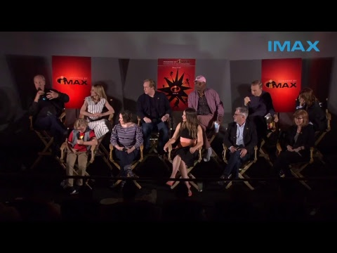 Disney•Pixar's Incredibles 2 Live Cast and Filmmaker Q&A, presented by IMAX at AMC - Thời lượng: 38 phút.