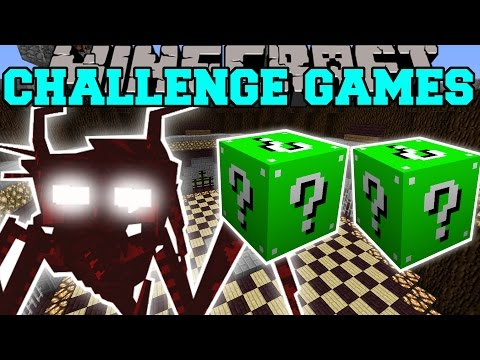 Minecraft: JUMPY BUG CHALLENGE GAMES – Lucky Block Mod – Modded Mini-Game