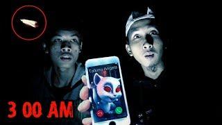 Video MAIN TALKING ANGELA JAM 3 PAGI DI HUTAN ANGKER!! MP3, 3GP, MP4, WEBM, AVI, FLV Agustus 2018