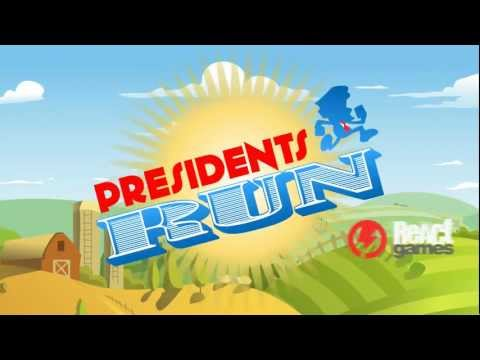 Video of Presidents Run