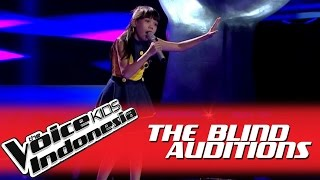 "Video Eygra ""And I'm Telling You"" I The Blind Auditions I The Voice Kids Indonesia GlobalTV 2016 MP3, 3GP, MP4, WEBM, AVI, FLV November 2017"