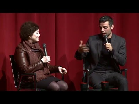 Oscar Isaac Discusses His First Leading Role