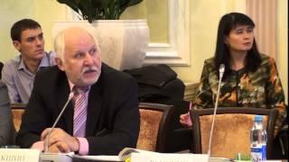 Выступление С.С. Сулакшина на Первом методологическом форуме