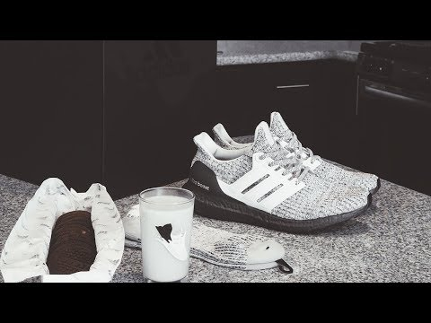 UNBOXING: 1/50 ADIDAS ULTRABOOST COOKIES & CREAM PACKAGE FOR #NATIONALOREODAY