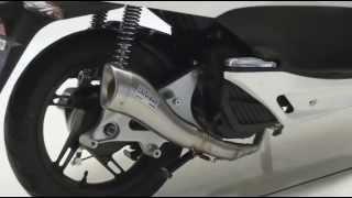 9. LeoVince Cobra Racing Full System for Honda PCX 150 2012/2013