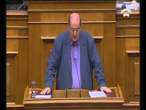 Ομιλία Ν. Φίλη (Κοιν. Εκπρ. του ΣΥΡΙΖΑ) στη συζήτηση για διεξαγωγή Δημοψηφίσματος (27/06/2015)