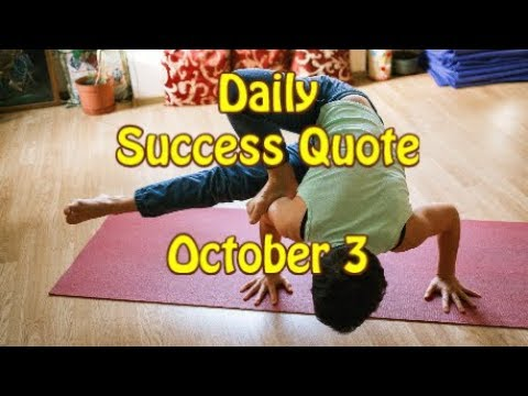 Quotes on life - Daily Success Quote October 3  Motivational Quotes for Success in Life
