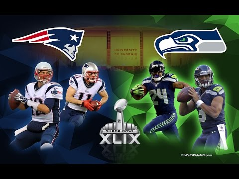 super bowl xlix: new england patriots vs seattle seahawks trailer