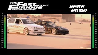Nonton The Fast And The Furious  Engine Sounds   Race Wars Film Subtitle Indonesia Streaming Movie Download