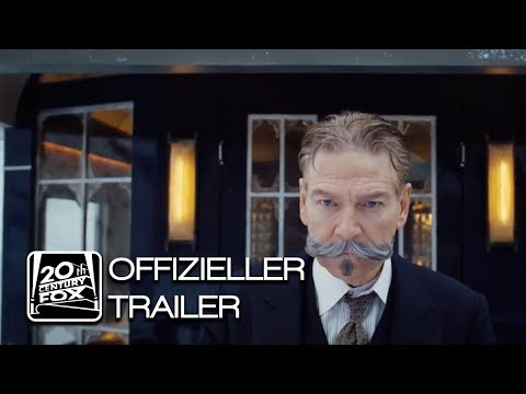 Mord im Orient Express | Trailer | German Deutsch HD (2017)