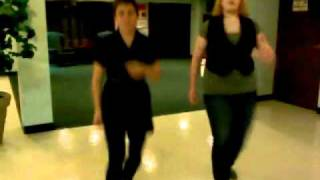 Lindy Hop Lesson 10/7/10