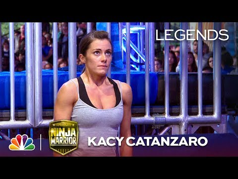 Kacy Catanzaro, First Woman to Finish Qualifiers: Dallas City Qualifiers - American Ninja Warrior