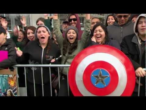 The Avengers: Los Vengadores - Fenómeno Global (Doblado)
