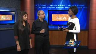 Shanti Cincinnati TV News Coverage