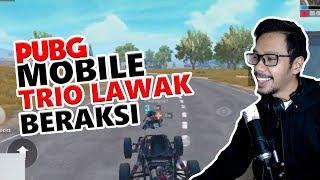 Video TRIO LAWAK GAMING - PUBG MOBILE INDONESIA MP3, 3GP, MP4, WEBM, AVI, FLV Februari 2019