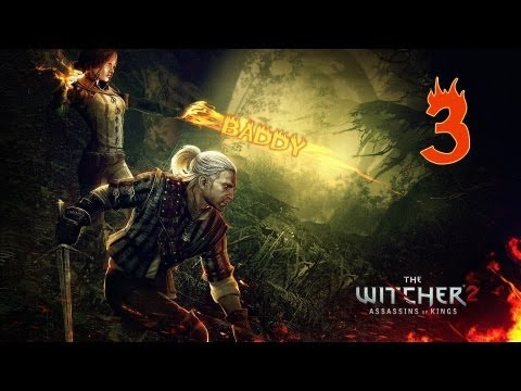 The Witcher 2:Assassins of Kings [К монастырю] #3