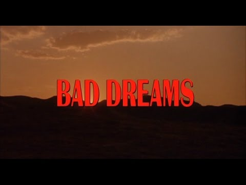 31 Days of Bloody Murdering Reviews Year #IV,Day #23:]Bad Dreams (1988)