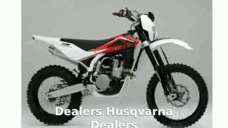 7. 2009 Husqvarna CR 125 Features, Details