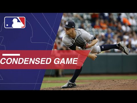 Condensed Game: NYY@BAL - 7/11/18