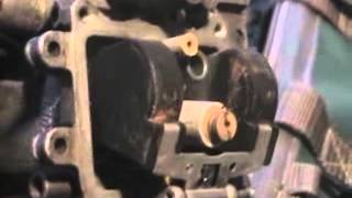 9. Arctic Cat 300 4x4 1999 Model Carburetor Breakdown