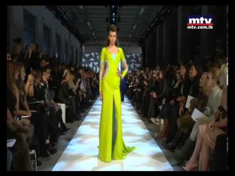 fashion shows - http://mtv.com.lb/Fashion_Shows Georges Chakra Couture.