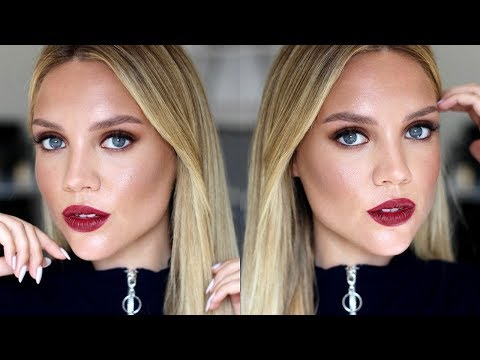 Make up - FALL MAKEUP & HAIR 2017  Elanna Pecherle