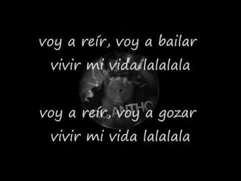 Marc Anthony – Vivir Mi Vida (letra…2013)