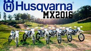 10. Husqvarna MX 2016
