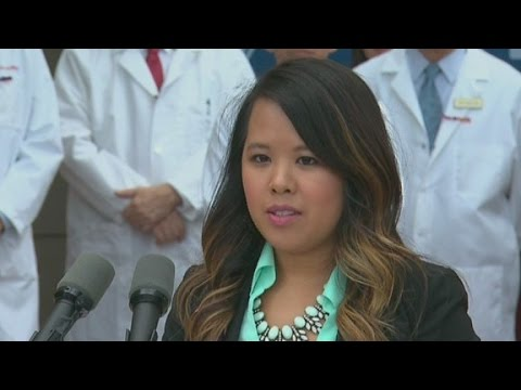 m. - Nina Pham, a nurse who contracted Ebola in Texas, has recovered from the disease.