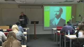 Du Bois United States  City pictures : Introduction to United States Sociology (W.E.B. Du Bois): Professor Colin Samson