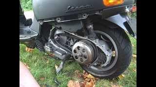 9. Vespa ET4 150cc Roller Replacement Part 2