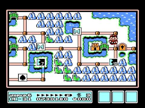 super mario bros 3 nes youtube