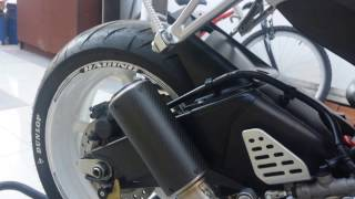 9. SC PROJECT CR-T WITH CATALYTE ON YAMAHA R6 SPEC-C EDITION 2009