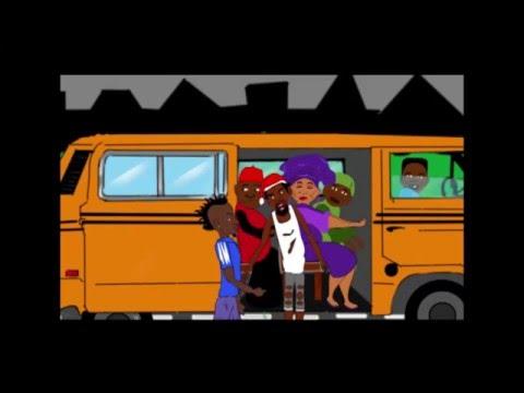 Nigerian cartoon Shandy