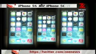Apple Launches New IPhone 5C, IPhone 5S Smartphones
