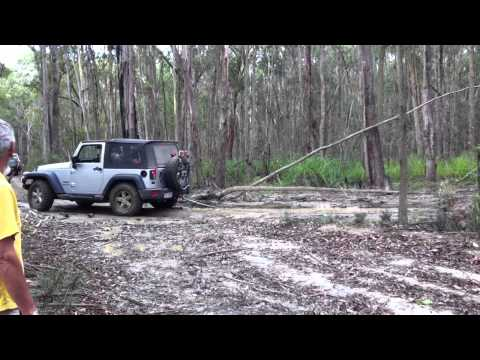 4WD Day Trip to Lerderderg Gorge