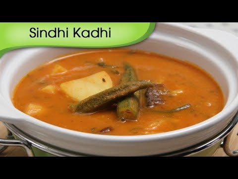 Sindhi Kadhi – Spicy Indian Curry Recipe By Ruchi Bharani [HD]