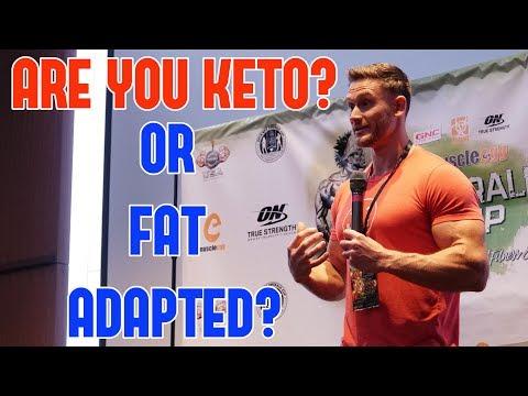 Atkins diet - Are you Fat Adapted? How Long to Get Adapted to Keto and High Fat