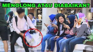 Video PURA - PURA CULUN Jatuhin Buku di Depan Orang Bikin Heboh - Social Experiment MP3, 3GP, MP4, WEBM, AVI, FLV April 2019