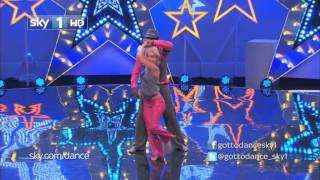 Got to Dance 4: Leon&Dotty Audition