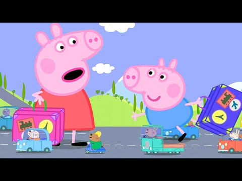 Peppa Pig Official Channel | Peppa Pig's Best Ever Holiday!