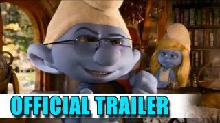 The Smurfs 2 Official Trailer (2013)