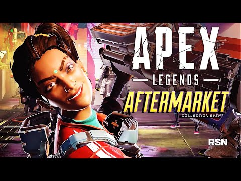 Apex Legends - Official Crossplay Beta & Aftermarket Collection Event Trailer