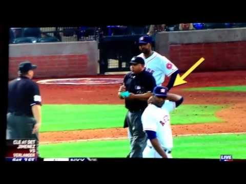 Harold Reynolds explains Angels Astros umpire mistake-Hilarious