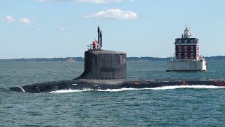 USS California's arrival marks celebration of 'Connecticut's Submarine Century'