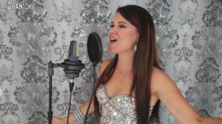 Khmer Music - Saara Aalto - Let It Go (Frozen) Multi-Language, 15 languages